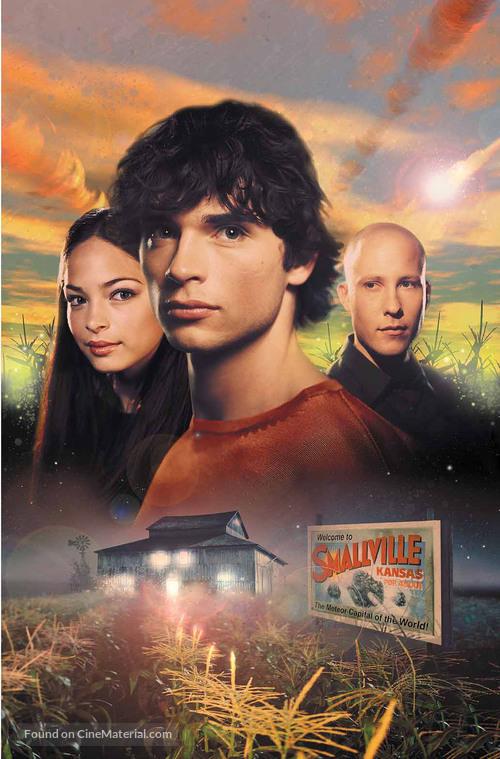 """""""Smallville"""" - Key art"""