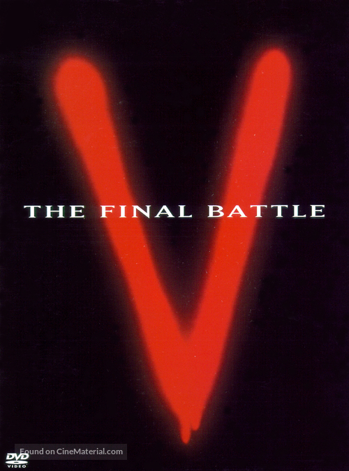 """""""V: The Final Battle"""" - Movie Cover"""