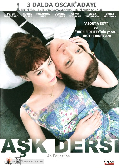 An Education - Turkish Movie Cover