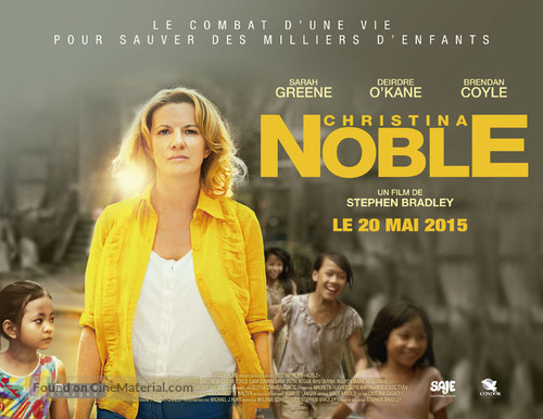 Noble - French Movie Poster