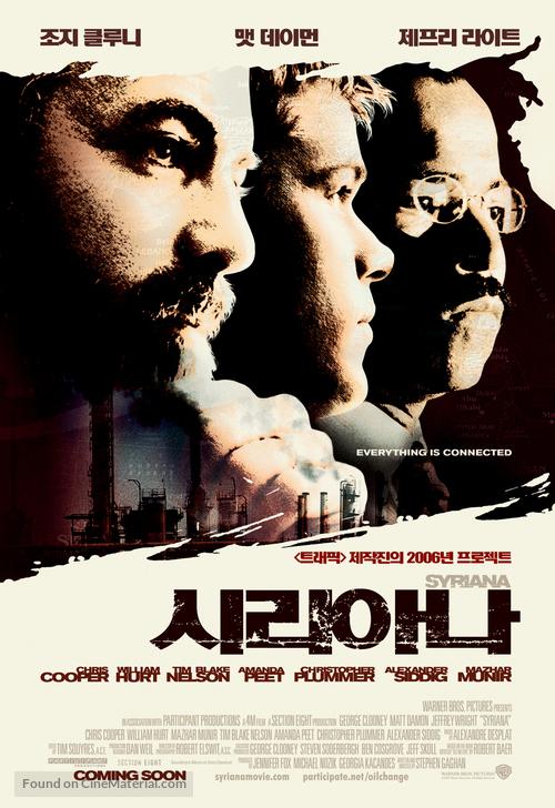 Syriana Film
