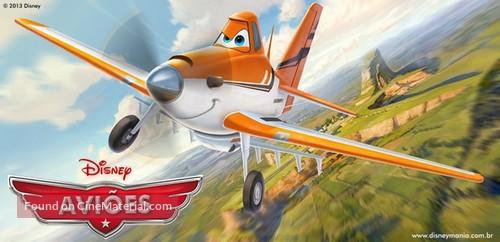 Planes - Brazilian Movie Poster