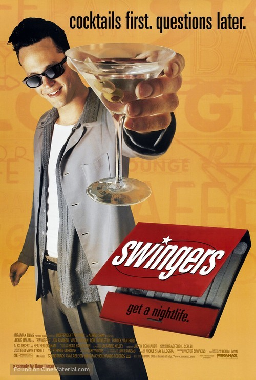 Swingers - Movie Poster