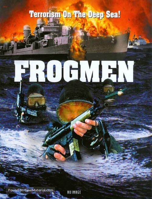 Frogmen Operation Stormbringer - Movie Poster