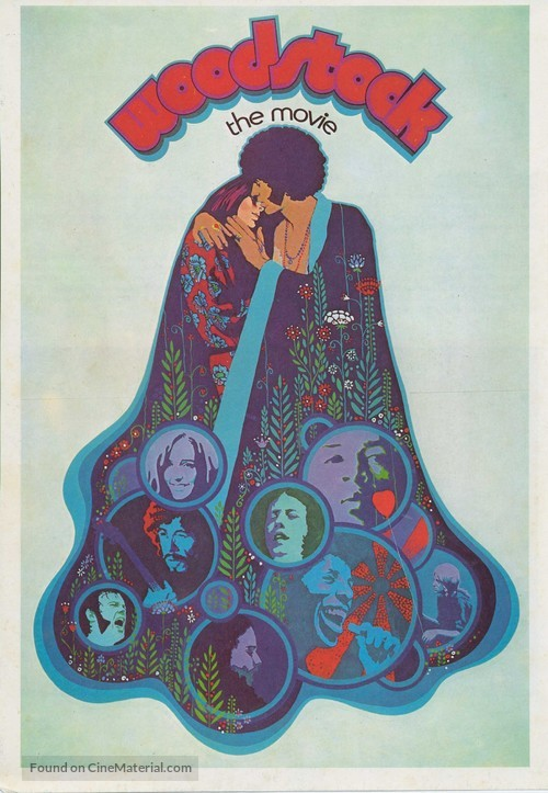 Woodstock - Movie Poster