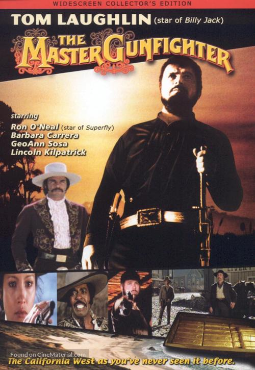 The Master Gunfighter - DVD movie cover