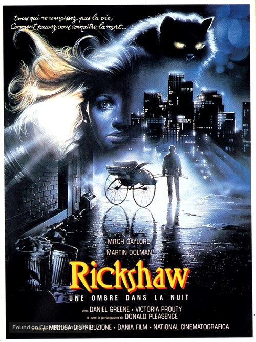 American risciò - French Movie Poster