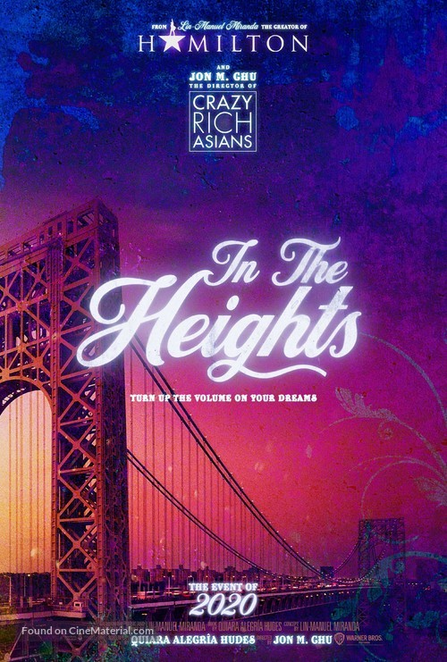 In the Heights - Movie Poster