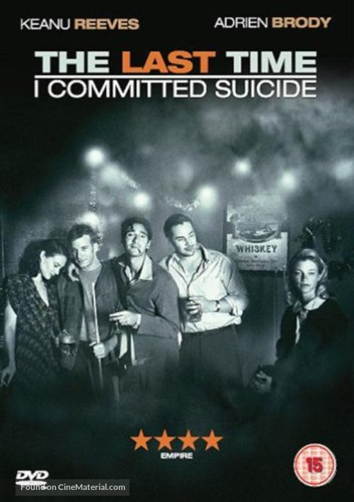 The Last Time I Committed Suicide - British Movie Cover