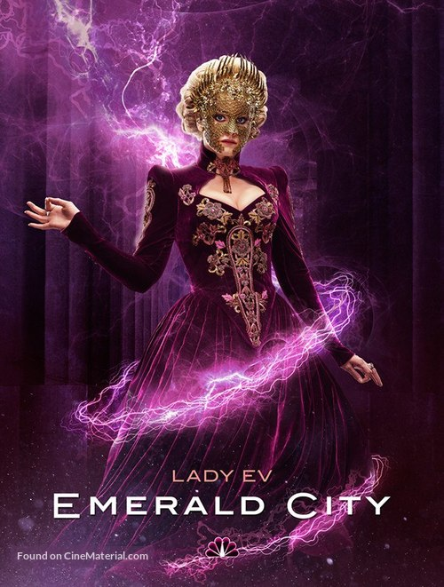 Emerald City - Movie Poster