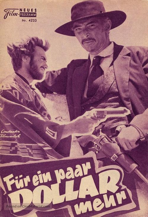 Per qualche dollaro in più - Austrian poster