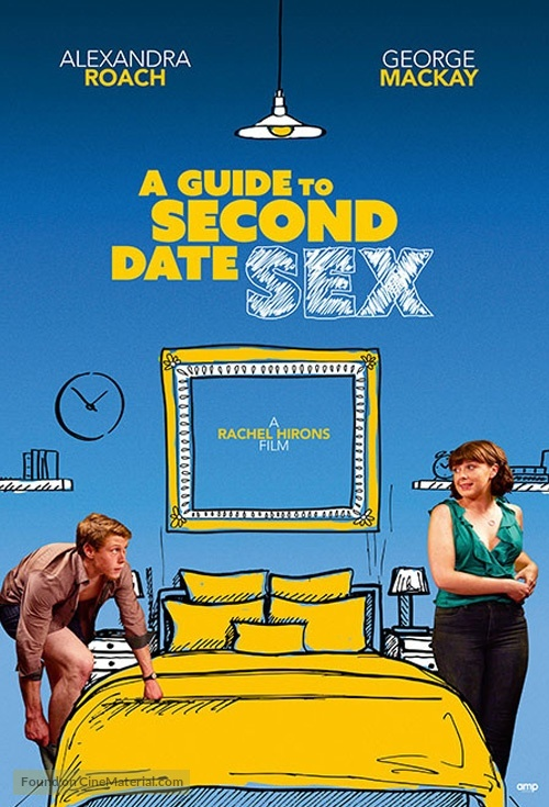 A Guide to Second Date Sex - British Movie Poster