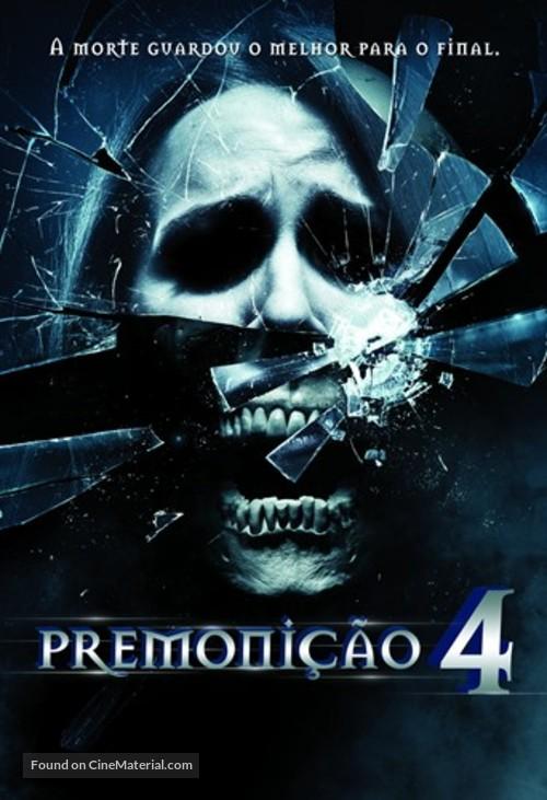 The Final Destination - Brazilian Movie Poster