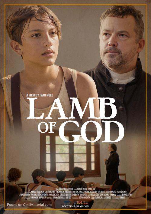 Cordero de Dios - International Movie Poster