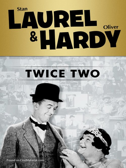 Twice Two - Movie Cover