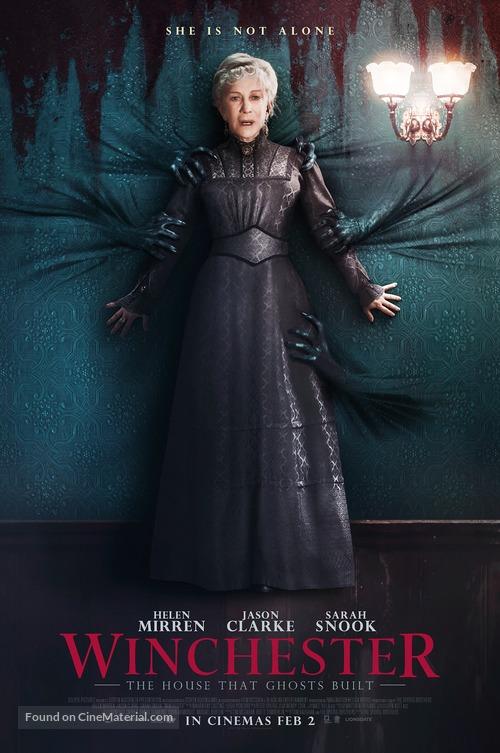 Winchester - British Movie Poster