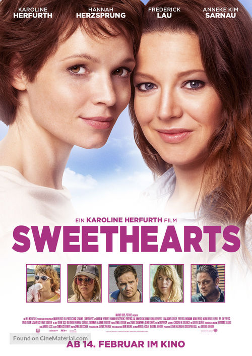 Sweethearts - German Movie Poster