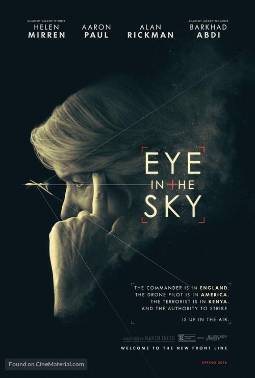 Eye in the Sky - Movie Poster