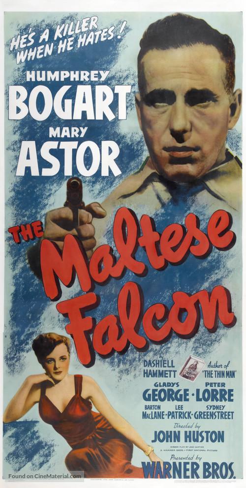 The Maltese Falcon - Movie Poster