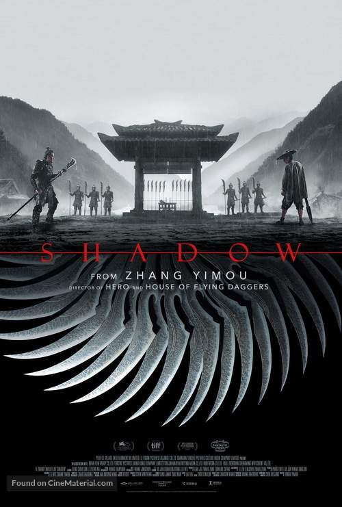 Shadow - Movie Poster