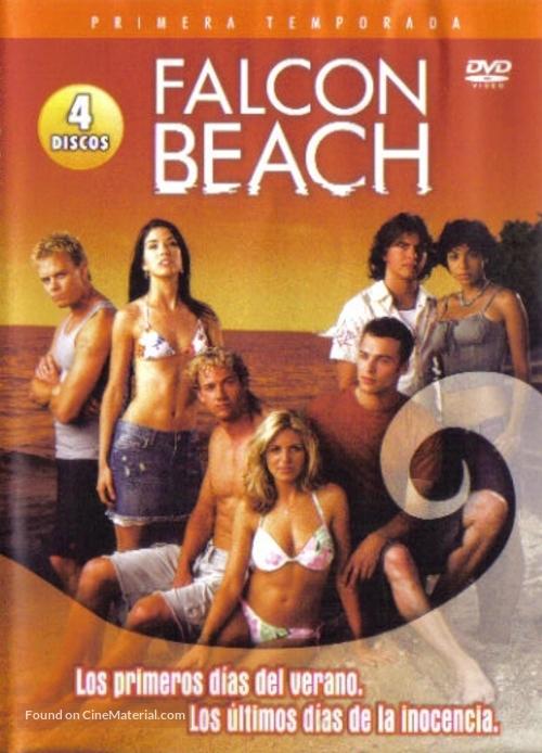 """Falcon Beach"" - Mexican Movie Cover"