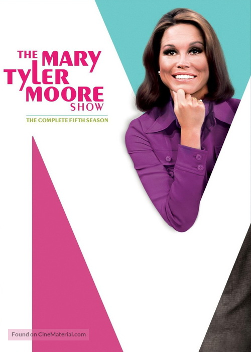 """""""Mary Tyler Moore"""" - DVD movie cover"""