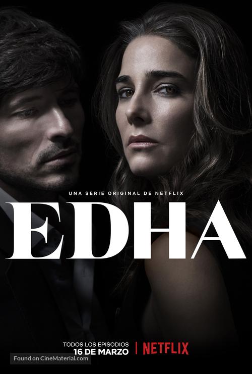 """Edha"" - Argentinian Movie Poster"