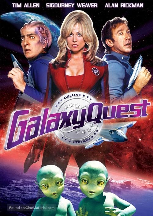Galaxy Quest - DVD movie cover