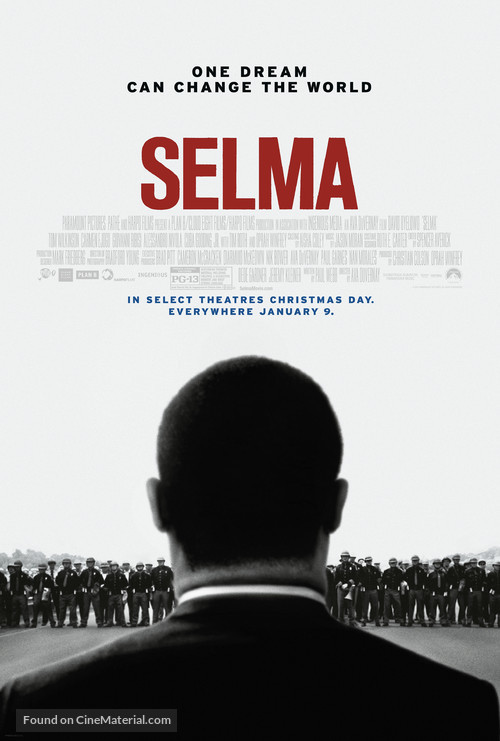 Selma - Theatrical movie poster