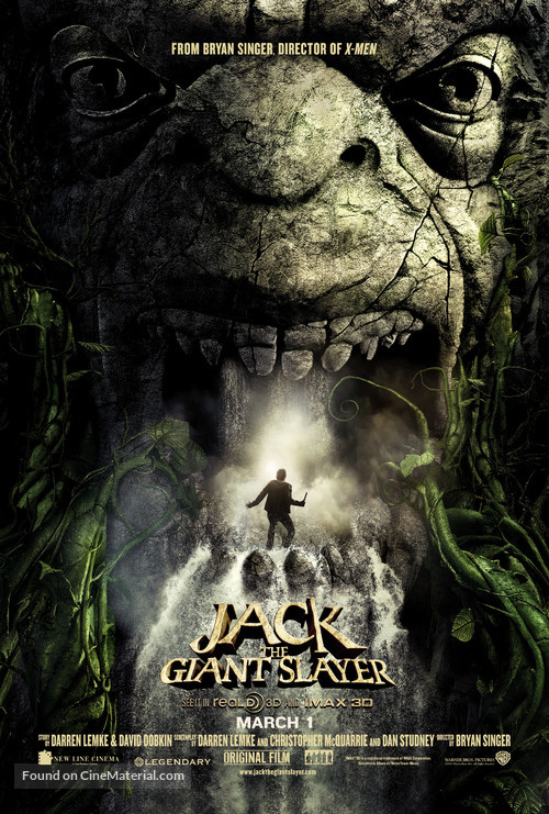Jack the Giant Slayer - Movie Poster