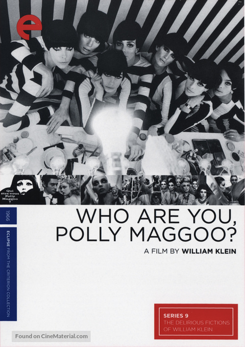 Qui êtes-vous, Polly Maggoo? - DVD movie cover