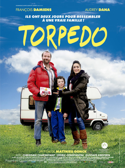 Torpedo - French Movie Poster