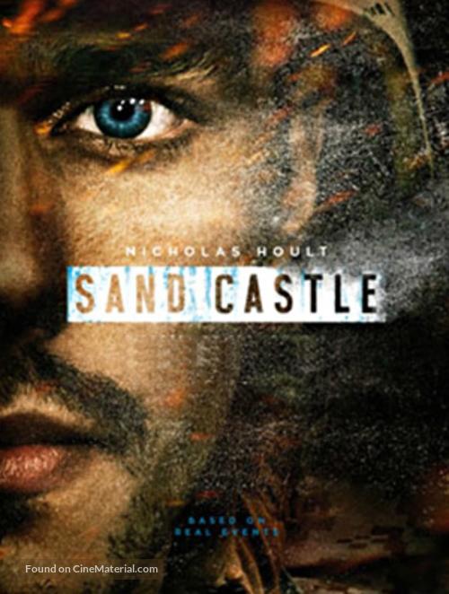Sand Castle - British Movie Poster