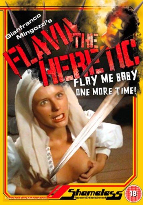 Flavia, la monaca musulmana - British Movie Cover
