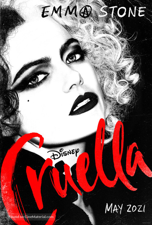Cruella - Movie Poster