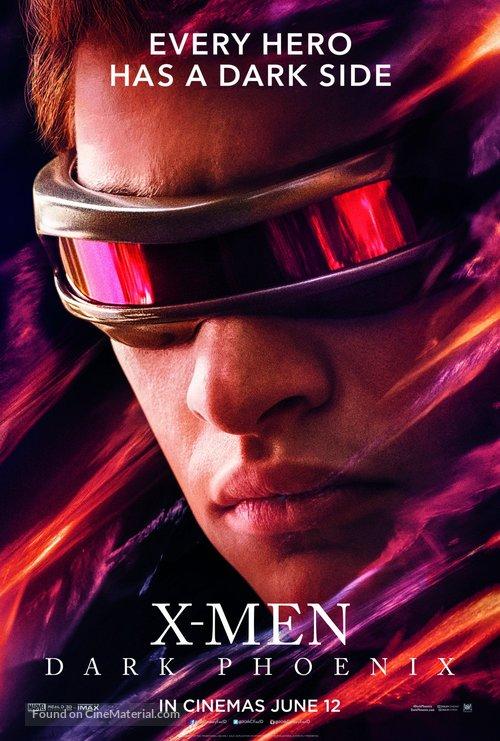 Dark Phoenix - Indonesian Movie Poster