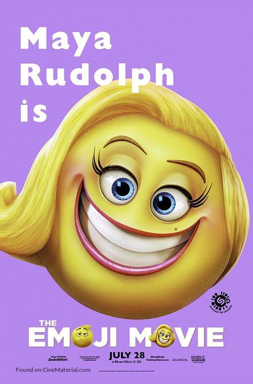 The Emoji Movie - Movie Poster