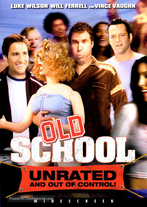 Old School - Movie Cover