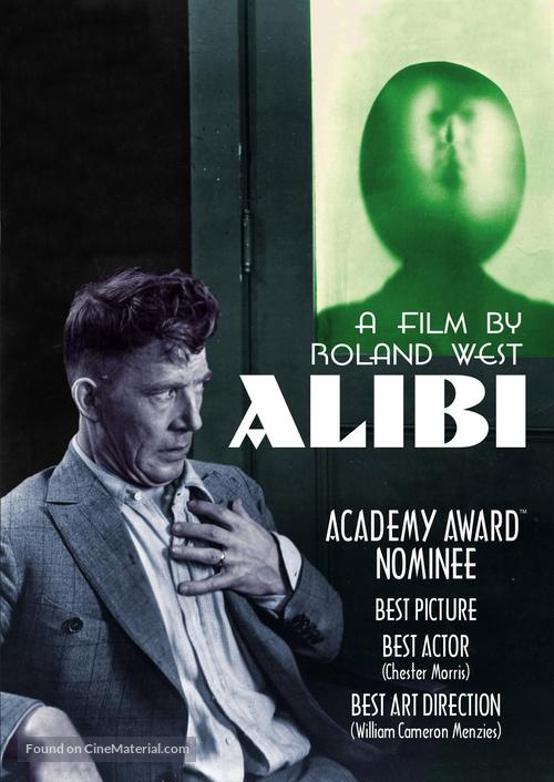 Alibi - Movie Cover