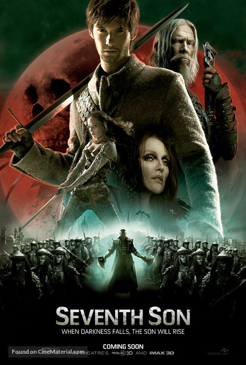 Seventh Son - Movie Poster