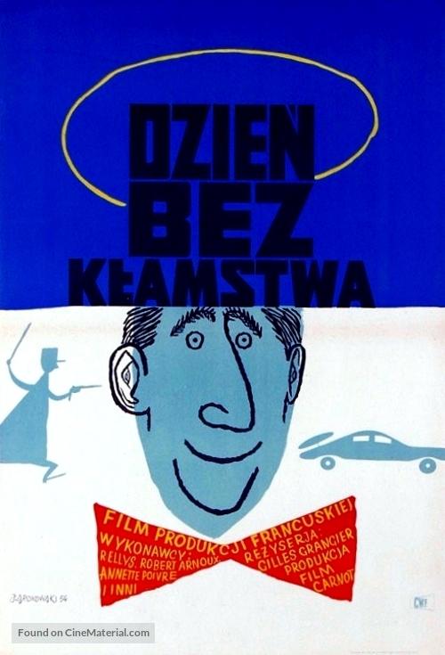 Amèdèe - Polish Movie Poster