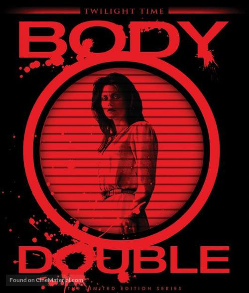 Body Double - Blu-Ray movie cover