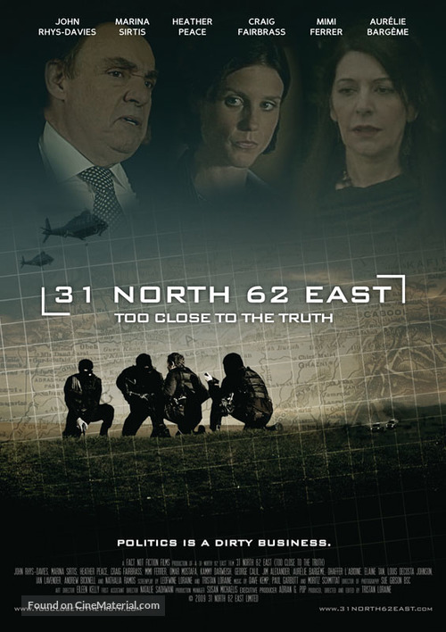 31 North 62 East - Movie Poster