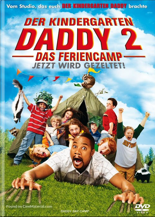 Daddy Day Camp - German Movie Cover