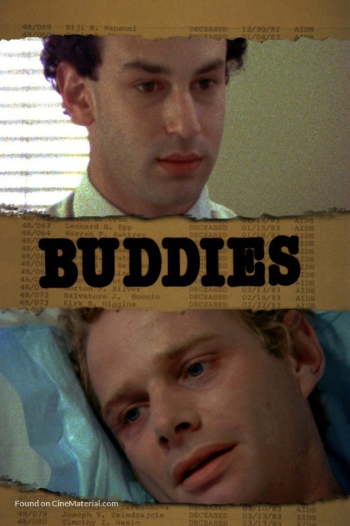 Buddies - Video on demand movie cover