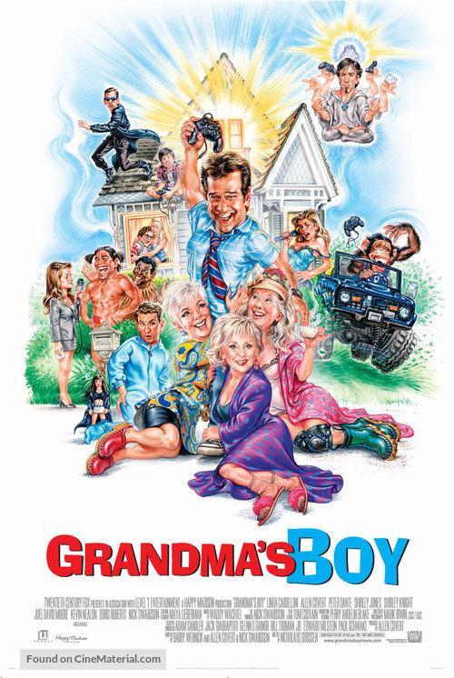 Grandma's Boy - Movie Poster