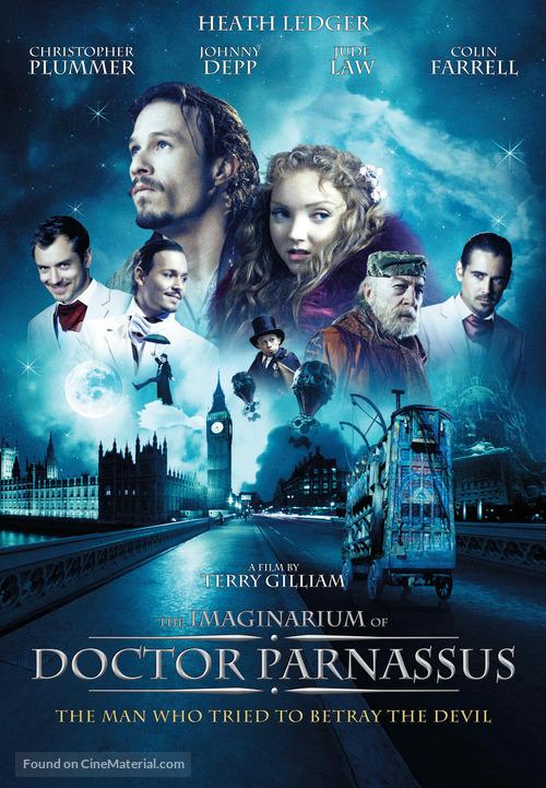 The Imaginarium of Doctor Parnassus - Movie Poster