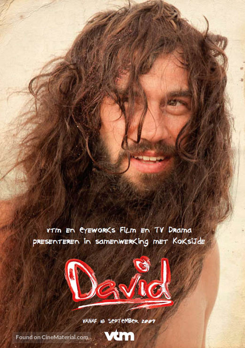 """""""David"""" - Belgian Movie Poster"""