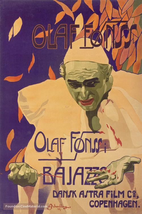 Bajadser - Danish Movie Poster