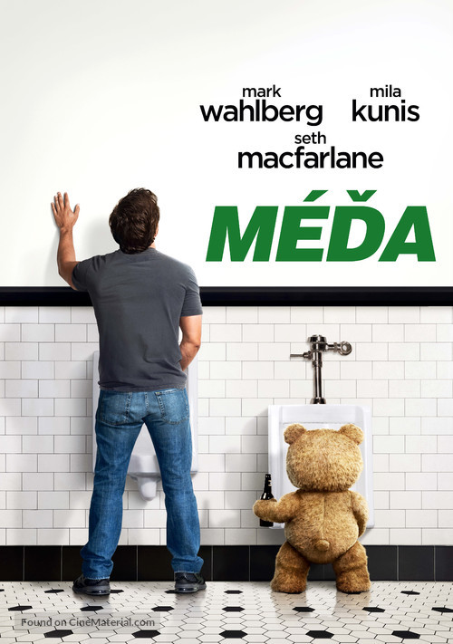 Ted - Czech Movie Poster
